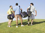 Golf round worth a week of exercise