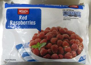 Win recalls frozen raspberries from 10 states because of norovirus test