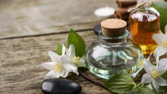 An essential oil remedy that prevents the flu when SHTF