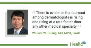 Q&A: Combating burnout in dermatology