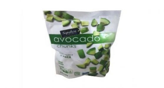 Frozen Avocado Recalled On Listeria Fears