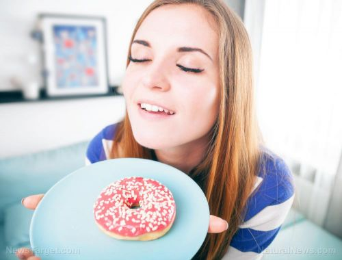 Inhale, don't chew: Smelling fattening foods can help reduce your cravings
