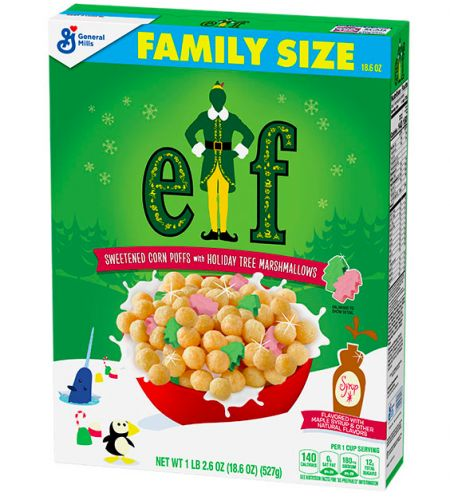 'Elf' Cereal Exists To Make Our 2020 Holidays Complete