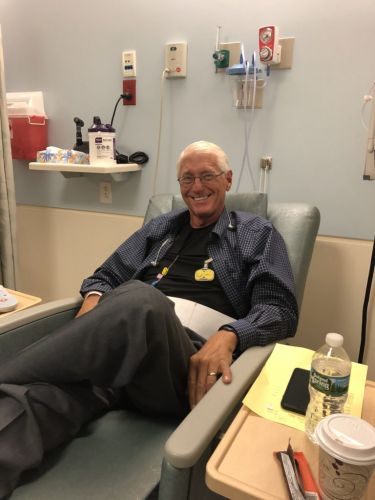 6 Month Update: Dad's Pancreatic Cancer Journey