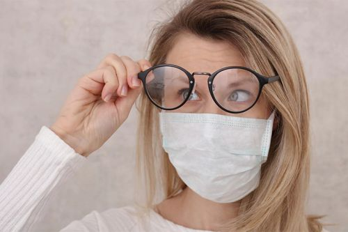 Unseen Benefits of Eyeglasses Against COVID-19?