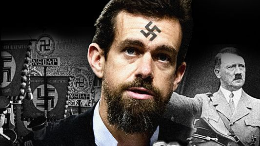Twitter CEO Jack Dorsey censoring those who want law and order while aiding and abetting domestic terrorists