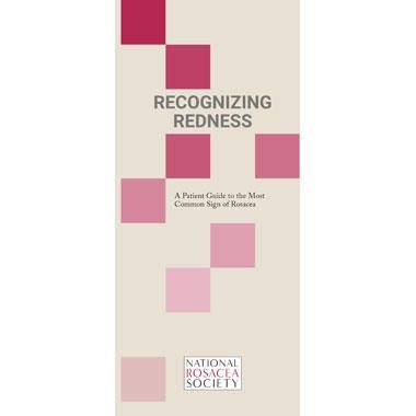 NRS Releases Patient Information Booklet on Rosacea
