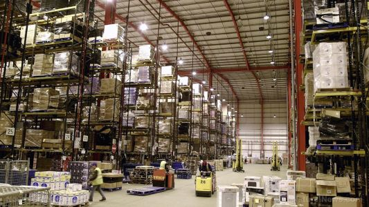 'System collapse': Supply chain workers warn of impending breakdown because COVID shutdowns have drained the workforce and worsened product shortages