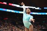 ICYMI: Simones Biles Yawned Before Performing a Vault No Woman Has Ever Done Before