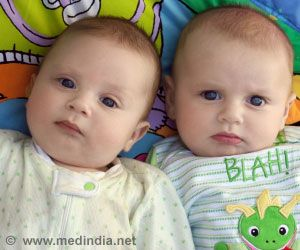 Gesture, Speech Act Together in Language Development of Twins