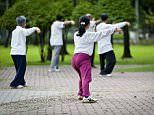 Are YOU depressed? Take up Tai Chi