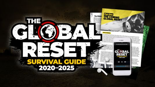 Health Ranger launches FREE nine-hour downloadable audio book with PDF transcript: The Global Reset Survival Guide