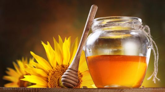 Sweet dreams: Eating honey before you go to bed can help you sleep better