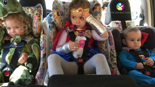 Why Your Kid Should Be In A Rear-Facing Car Seat As Long As Possible