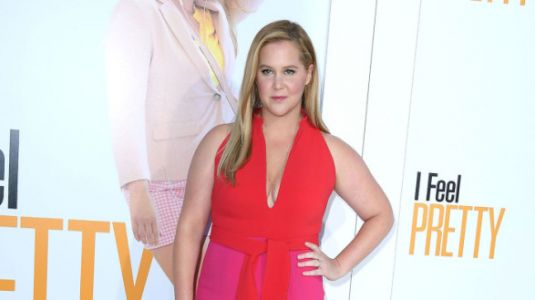 Amy Schumer Puking In A Public Bathroom Is Relatable To Moms Everywhere