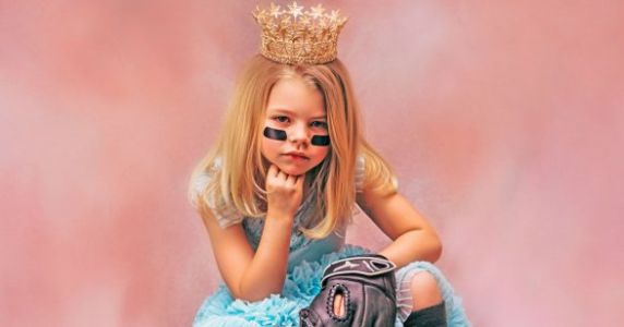 Photo Series Proves Kids Can Be A Princess AND An Athlete