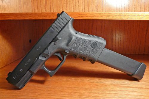Glock wins in major liability suit