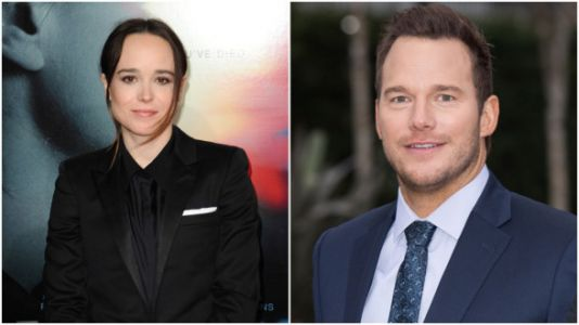 Ellen Page Calls Out Chris Pratt For Supporting 'Infamously Anti-LGBTQ' Church