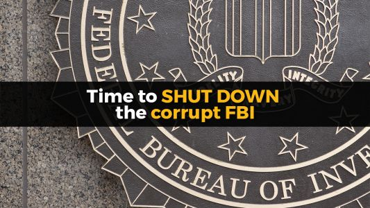 Yes, the deep state is real. and it's watching you: FBI caught running 3.1 million covert searches of U.S. citizens in latest abuse of power