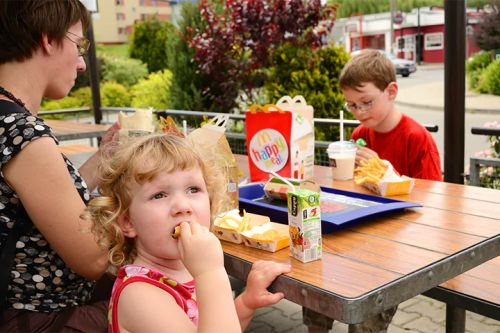 NHANES: A Third of American Children Regularly Eat Fast Food