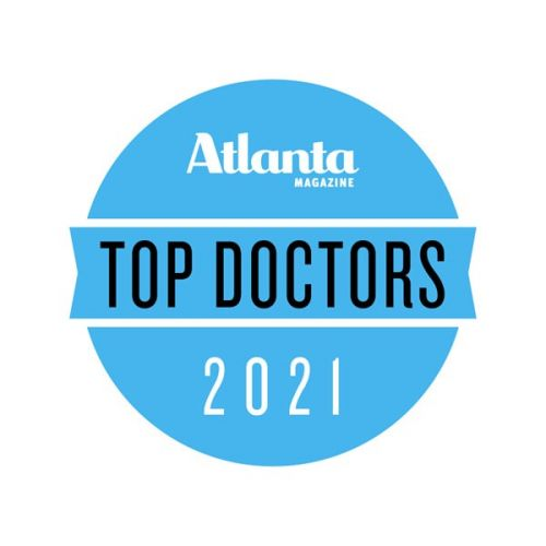 Dr. Sinha Chosen As 2021 TOP DOC by Atlanta Magazine