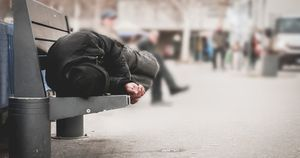 Cities face barriers to vaccinating people experiencing homelessness