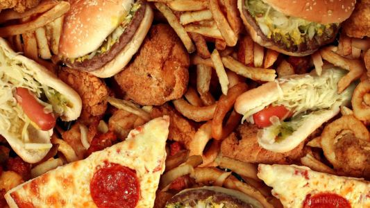 Teenagers who eat the standard Western diet found to have increased risk of mental health challenges