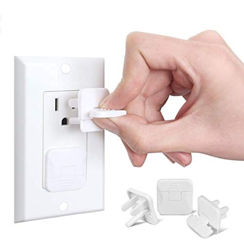 The Best Outlet Covers To Keep Curious Babies And Toddlers As Safe As Possible