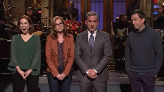 'SNL' Gives Us 'The Office' Reunion We Didn't Know We Needed