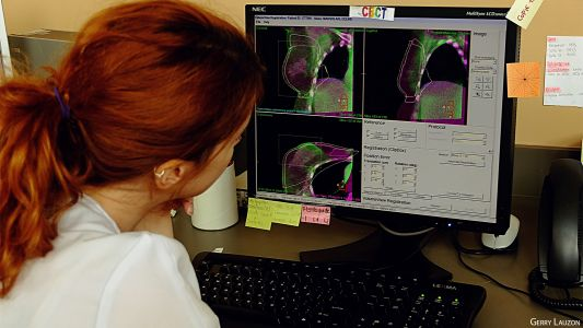 Breast Conservation Plus Radiation Tops Mastectomy
