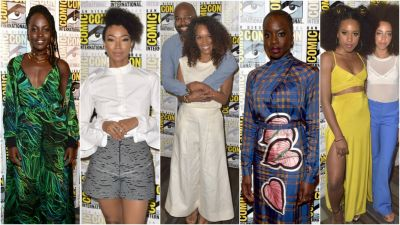 Black Folks Killed The Comic-Con Carpets 'Cuz That's What We Do