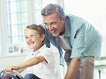 Sons of older fathers are smarter and more ambitious