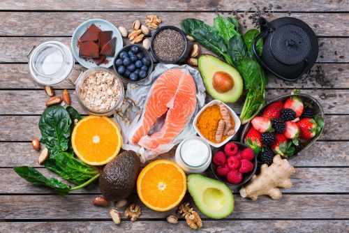 5 Ways to Use Food to Reduce Stress