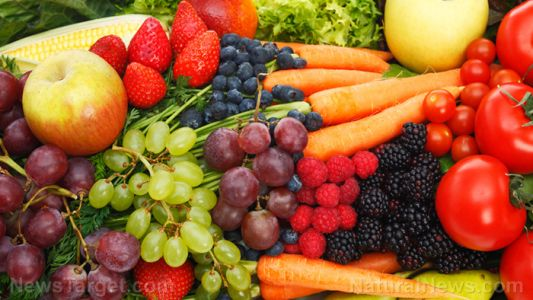 Eating more fruits and vegetables can protect against systemic inflammation, according to study
