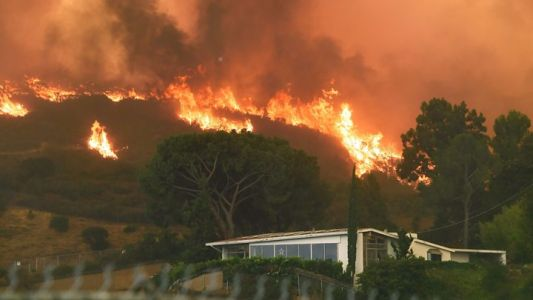 Massive California wildfires last year were caused by arson, not climate change