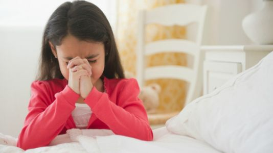Raising A Child With Strong Faith When You're Not So Sure