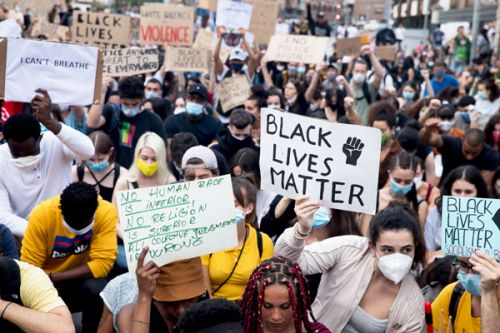 The Black Lives Matter Movement Has Worldwide Support--And It's A Beautiful Thing To See