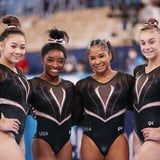 Butt Glue Exists - and Yes, Some Gymnasts Use It For Their Competition Leotards