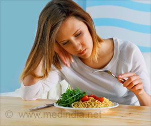 Stress can Curb the Desire to Eat
