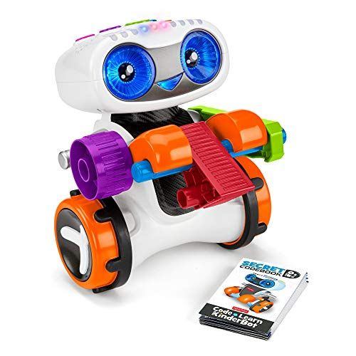 Alexa, What Are The Best Robot Toys?