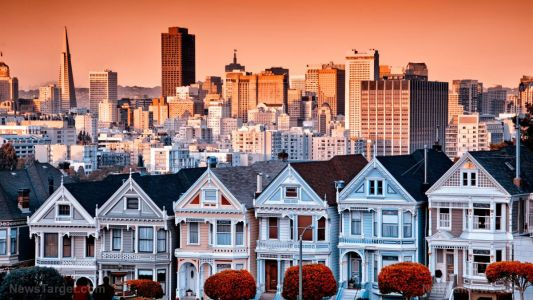 """While declaring the NRA a """"terrorist organization,"""" San Francisco has nothing but praise for the baby murder factories known as Planned Parenthood"""