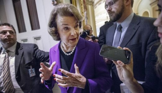 "INSANE: Sen. Dianne Feinstein says ALL parents should be free to commit crimes across America, to avoid ""separating families"" whose parents commit crimes"