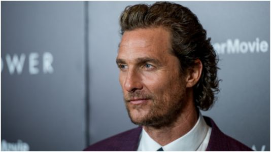 Drift Off To Sleep To The Soothing Sound Of Matthew McConaughey Reading A Bedtime Story