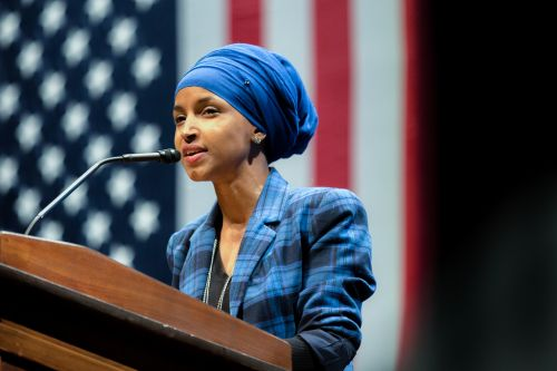 The only way Democrats like Ilhan Omar win elections is by stealing them