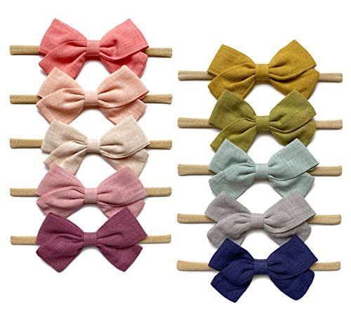 Here Are Some Cute Headbands That Won't Leave Weird Marks On Your Baby