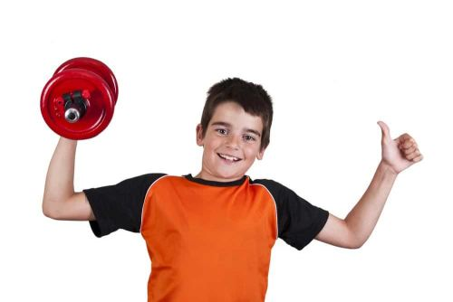 5 Myths about Kids Strength Training