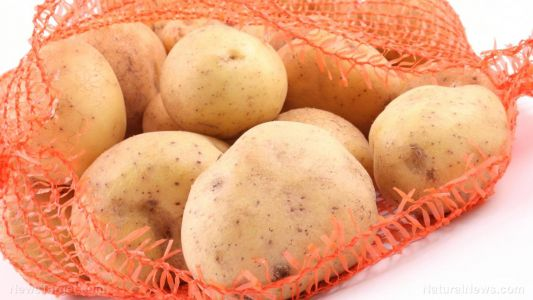 All hail the king of comfort foods: The benefits of organic potatoes