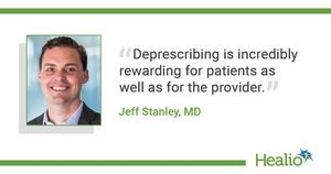 Careful monitoring, communication important for deprescribing medications with weight loss
