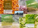 High-end northern supermarket Booths recalls pre-cut onion and vegetable soup mixes