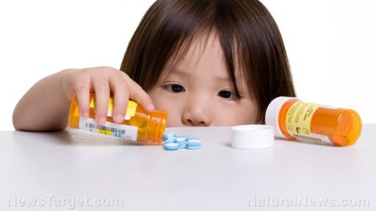 Study shows children are still being prescribed opioid pain relievers despite federal warnings against the practice